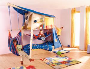 Mobilier et chambres d 39 enfants for Cabane dans la chambre
