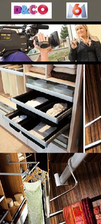 vu la tv m6 d co une semaine pour tout changer. Black Bedroom Furniture Sets. Home Design Ideas