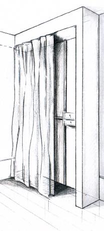 Croquis design et am nagement int rieur tarifs et - Dessin d armoire ...